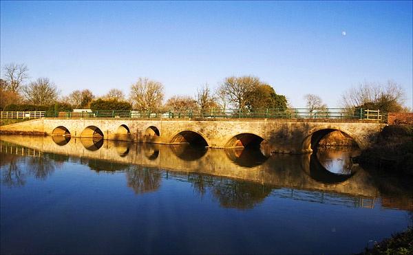 Welford Bridge by miptog