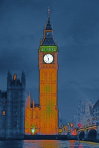 Big Ben by sneal