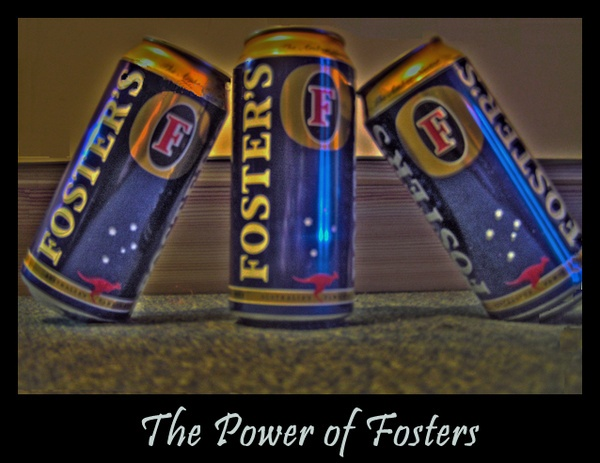The Power of Fosters by Andys0707