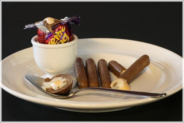 Easter brekkie by canadamon
