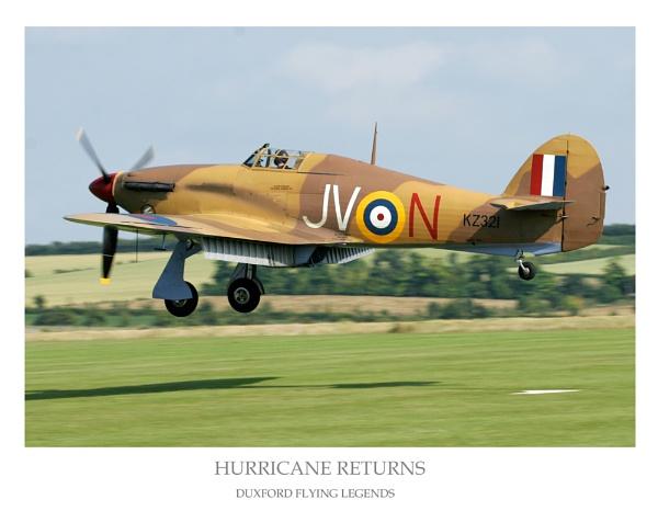 Hurricane returns by acaado1