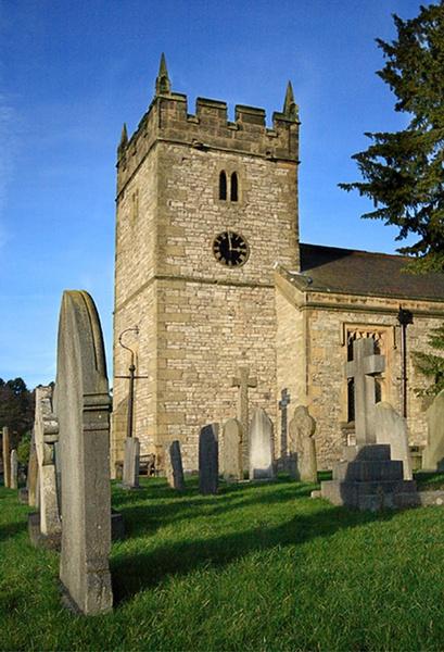 Ashford Church Derbyshire by Misty56