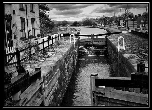 Slattocks lock by buxton