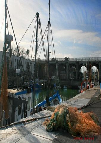Balbriggan harbour by shooter632