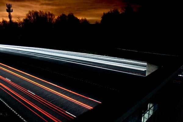 Night lights 2 by TonyKerrey
