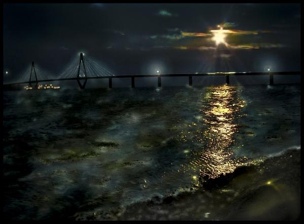 dusk by Milla