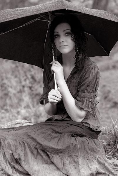 Raining! by xanda