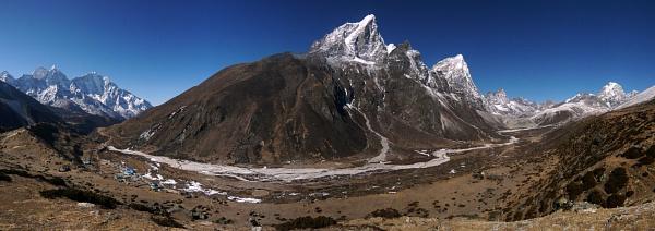 Everest Valleys by mshepherd