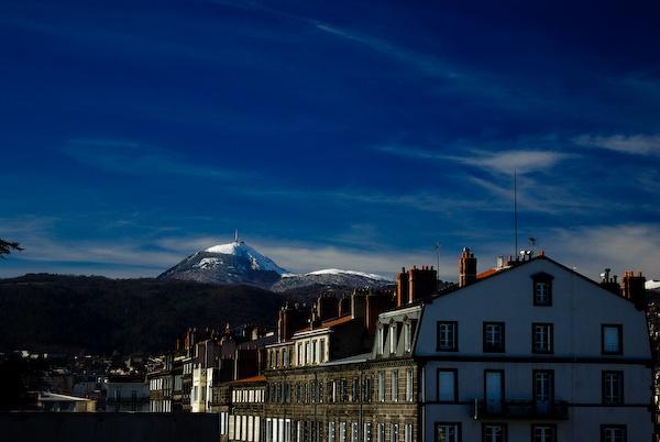 Puy de Dome by sputnki