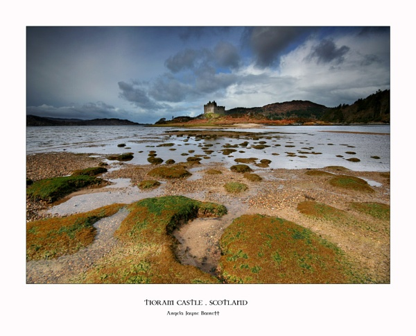 Tioram Castle, Scotland by AngieLatham