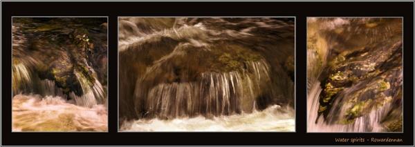 Water spirits - Rowardennan by Tooth