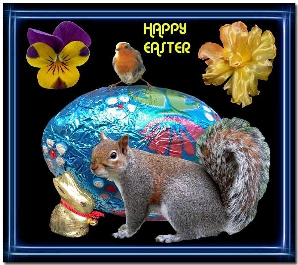 Happy Easter.. again lol by bunbeam