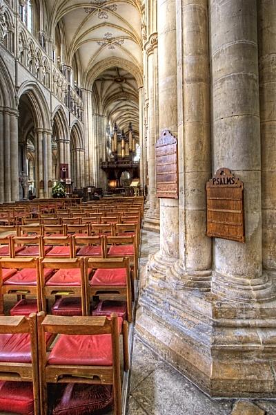 Pillar of Faith by VintageRed
