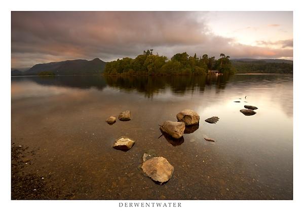derwentwater by dazzaman