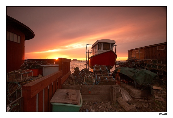 Storeroom with a view by ChristopherSmith