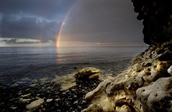 Double rainbow by Monradus