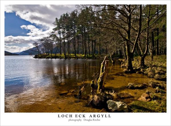 Loch Eck by douglasR