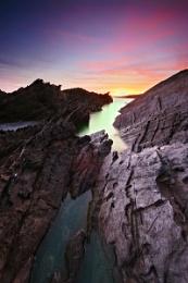 South Hams Sunset