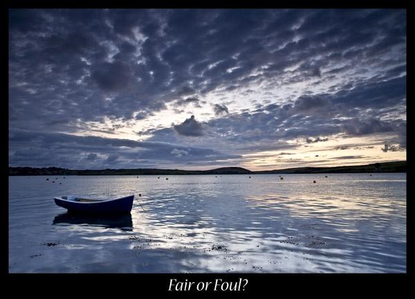 Fair or Foul? by ljmp
