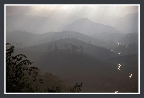 Western Ghats morning by MickyMc