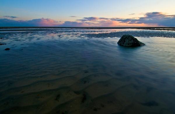 Lonely stone by Serkta