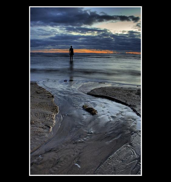 Sunset Watcher by MarkBroughton