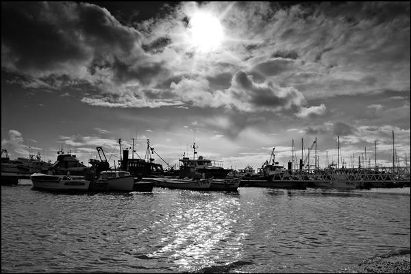 Boats by greatdog