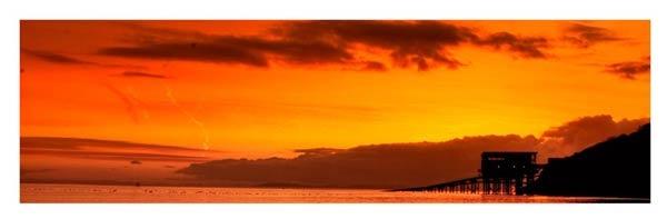 Pembrokeshire Sunset by Luke_Skywalker