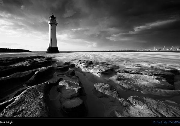 Black & Light ... by sut68