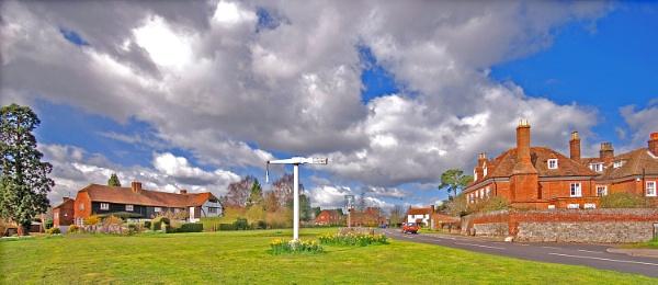 Offham Village by Vee_Enn