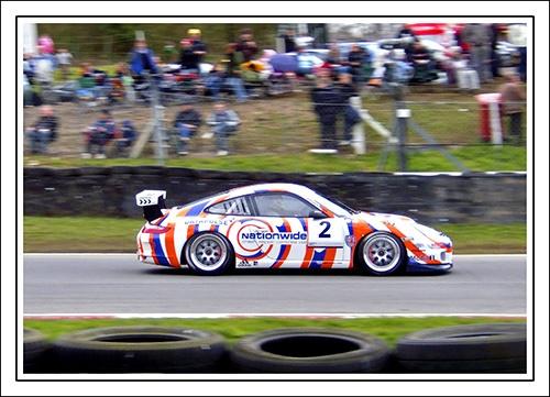 Porsche No2 by JuliaGavin
