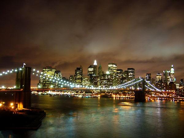Manhattan Bridge by MrSpencer