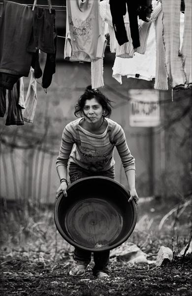 ...laundress... by MilanaG