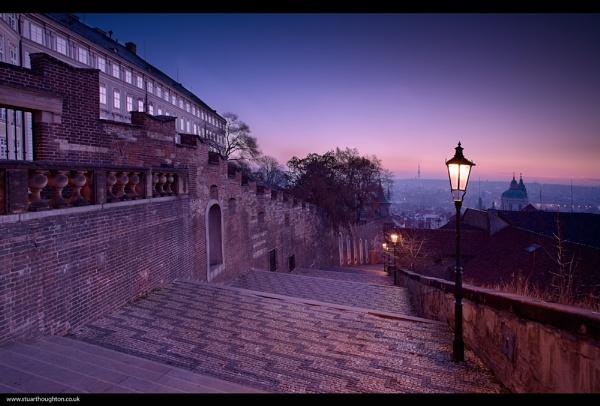 Prague Dawn by SH2006