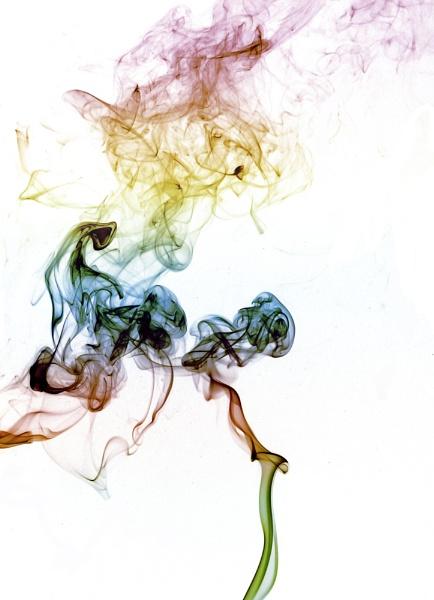 Multi coloured smoke by matt_smith