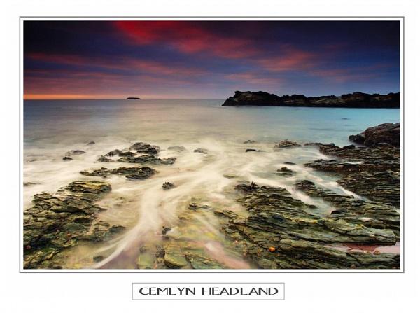 Cemlyn Headland by Alfoto