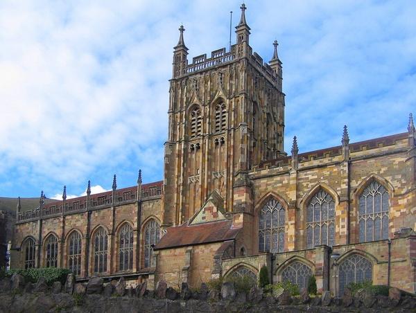 Great Malvern Priory by Glostopcat