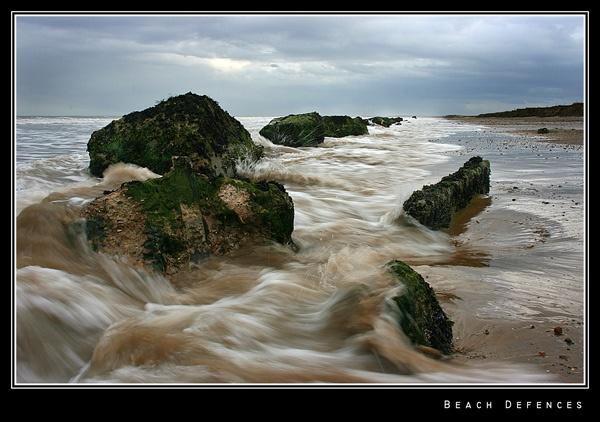 Beach Defences by 11thearlofmar
