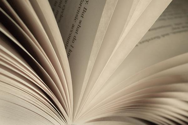 Open Book by Ingleman