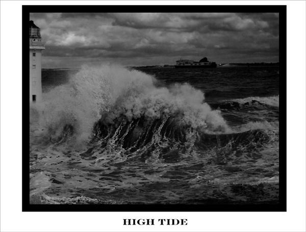High Tide by debstownsend