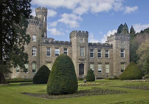 Cyfarthfa Castle by gary_d