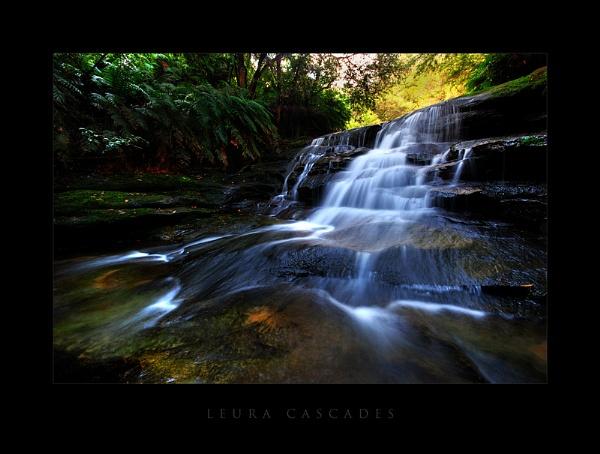 Leura Cascades, Australia by nickwalker9