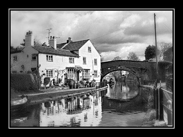 Lymn Bridge by buxton