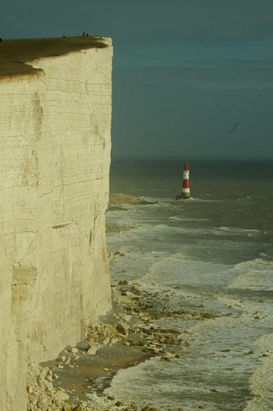 Beachy Head by jacekb