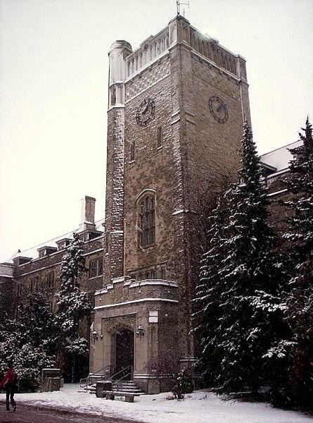 Johnston Hall by crazyliv