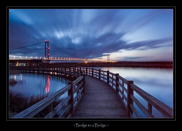 Bridge to a Bridge by Wooly