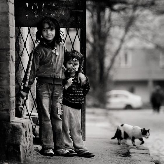 ...street portrait... by MilanaG