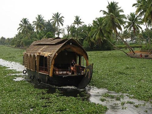 Kerala Backwaters by fransglobal