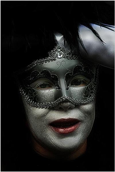 Harlequin by Glynn