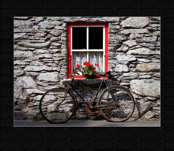 Old Bike by BobMac